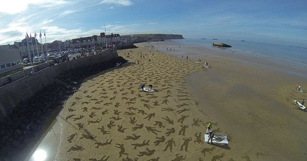 d day landings british beaches