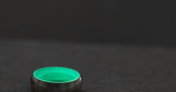 lume ring green carbon fiber fiber and modern. Black Bedroom Furniture Sets. Home Design Ideas