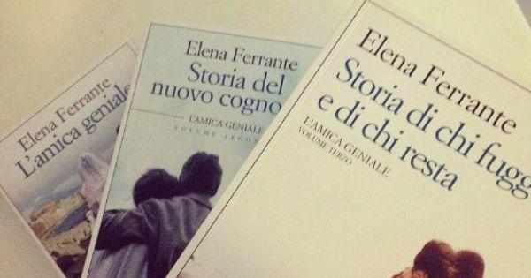 Elena ferrante libri bibliografia completa pdf gratis - Il centenario che salto dalla finestra e scomparve libro pdf ...