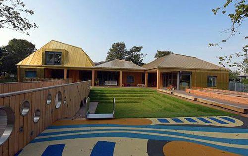 The Arcadia Nursery Colourful Turf Surfaces Outdoor