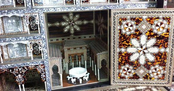 Muebles de taracea t picos de granada inlaid wood for Muebles andalucia cordoba