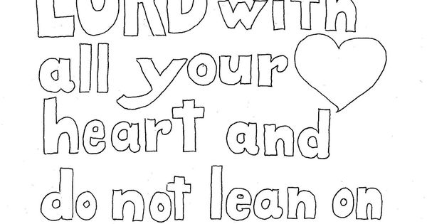 trusting others coloring pages - photo#32