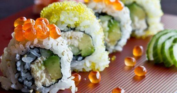 California Roll | California Roll Recipe | Easy Asian Recipes at RasaMalaysia.com