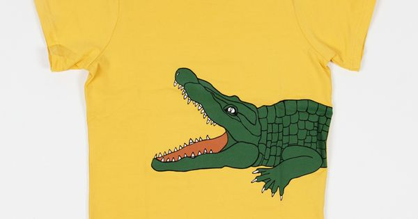 Crocodile Shirt Kids T_Shirt Crocodile