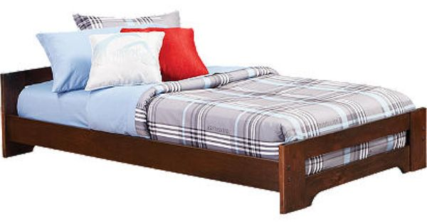 Low profile twin bed at rooms to go kids room for Rooms to go kids twin beds