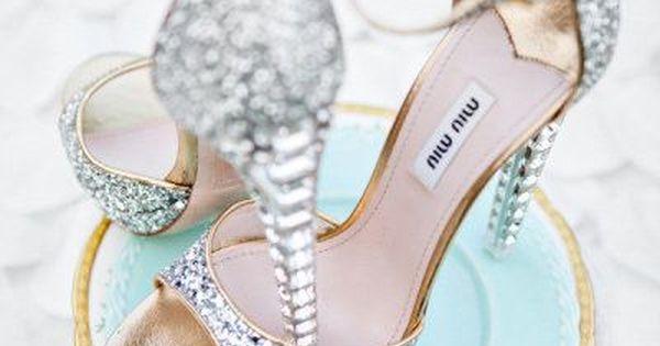 Wedding shoes - photo