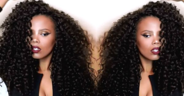 Crochet Hair Routine : Crochet braids, Braids and Curls on Pinterest