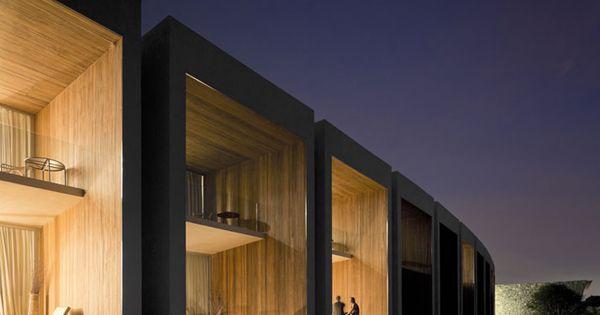 Fasano Boa Vista Hotel Porto Feliz, Brazil Isay Weinfeld Architects architecture