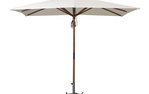 l ngholmen l k sonnenschirm mit st nder braun beige grau air vent outdoor dining and. Black Bedroom Furniture Sets. Home Design Ideas