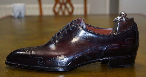 Gaziano & Girling's New Shoe Factory | Alligator dress shoes