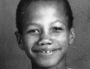 Civil Rights Leader Malcolm X Young Little Boy Photo Picture History American History Malcolm X
