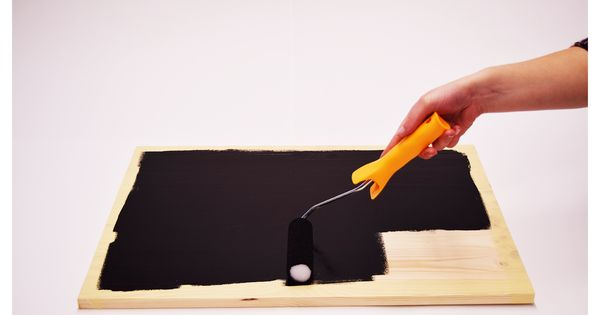 kreidetafel selber machen geht ganz einfach mit unserem tafel diy cool pinterest. Black Bedroom Furniture Sets. Home Design Ideas