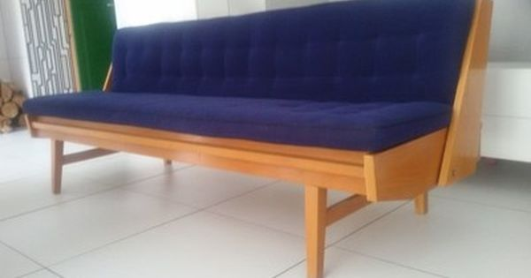 Mala 193 Cm Rozkladana Sofa Retro Vintage Kanapa W 6398332530 Oficjalne Archiwum Allegro Furniture Home Decor Decor