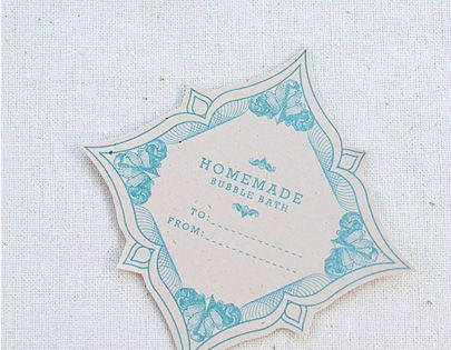 Diy Bridesmaid Gifts Homemade Bubble Bath Free Labels