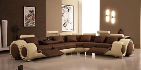 Best Types Of Modern Fabric Sofa Sets Modern Leather Sectional
