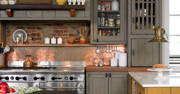Timeless Kitchen Cabinetry Authentic Brickwork In Your
