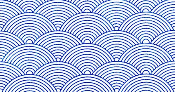 Concentric Waves: Art Deco