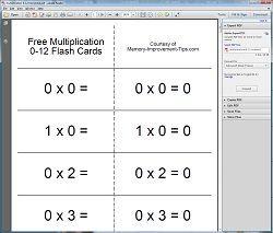 Free Printable Math Flash Cards Math Flash Cards Math Flash Cards Multiplication Subtraction Flash Cards