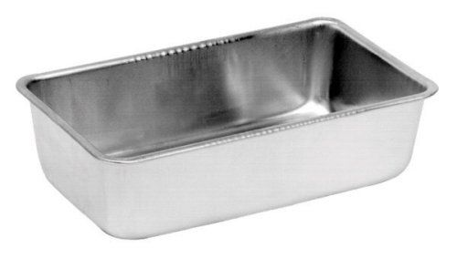 Johnson Rose 9 1 4 Inch X 5 1 8 Inch X 2 1 4 Inch Aluminum Loaf Pan Details Can Be Found At Baking Pans Loaf Pan Loaf Pan Sizes Baking Pans