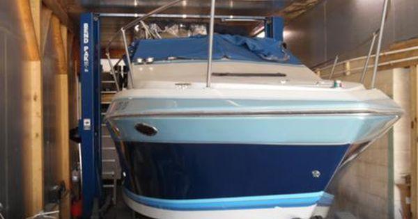 1988 Four Winns Vista 245 Power Boats Camper Tops Convertible Top Ranger fish & play boats. pinterest