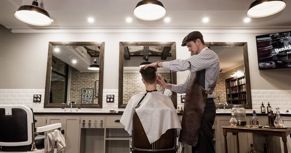 Man Cave Barbers Sydney : This was a project completed in early for the design