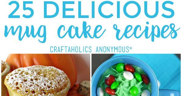 Cake In A Mug Recipes No Egg: Mug Cake Recipes Vegan Mug Cakes Paleo Mug Cakes Easy Mug