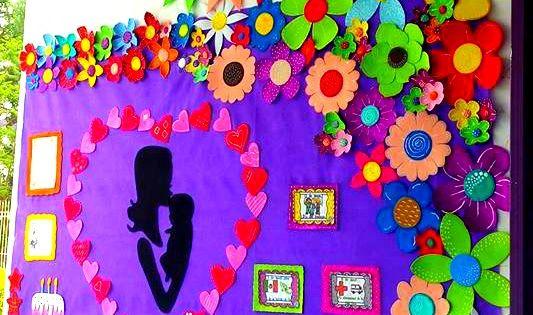 Peri 243 Dico Mural Del Mes De Mayo D 237 A De Las Madres