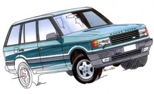 Land Rover Range Rover Manual 1995 2002 Online In 2020 Land Rover Range Rover Land Rover Service