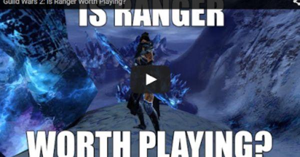 Guild Wars 2 Data Guild Wars 2 Is Ranger Worth Playing By Brazil Guild Wars Guild Wars 2 Best Cooking Oil