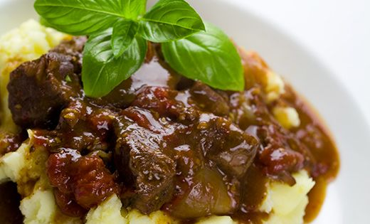 Beef pastitsada recipe: This Greek dish incorporates a stew of braised beef