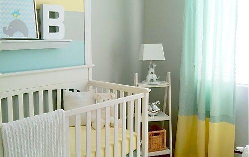 Cool Boy Nursery Idea