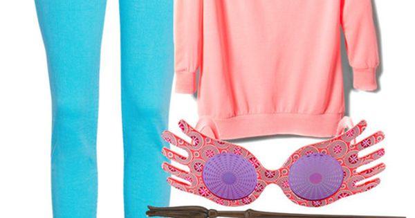 Luna Lovegood fashion