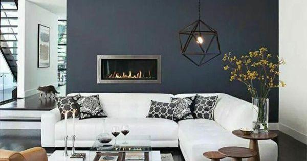 wandfarben kombinieren ideen wie sie sch ne w nde kreieren wohnzimmer pinterest. Black Bedroom Furniture Sets. Home Design Ideas