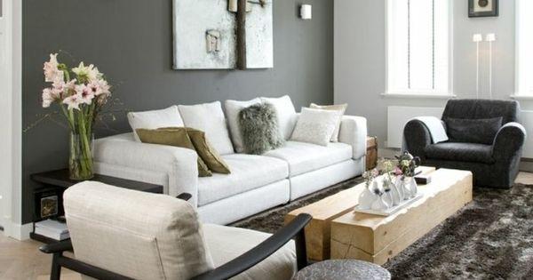 Fantastisch Farbideen Wohnzimmer Grau Ankndigung