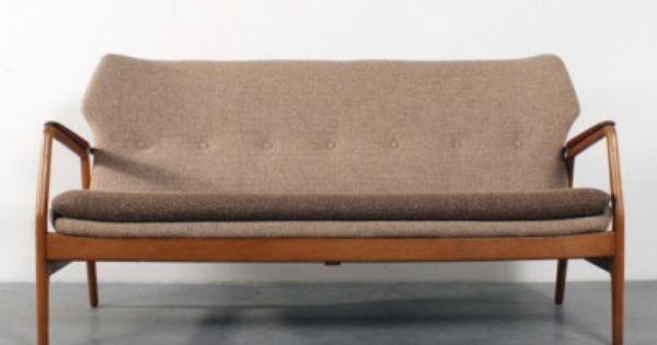 Sofa By Aksel Bender Madsen For Bovenkamp 12484 Furniture Design Modern Furniture Sofa