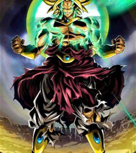 Nightmarish Impact Super Saiyan Broly Dragon Ball Z Dokkan Battle Wikia Fandom Dragon Ball Super Goku Dragon Ball Super Art Dragon Ball Image