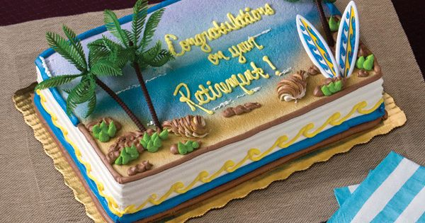 Pin Publix Pirate Cake Cake On Pinterest