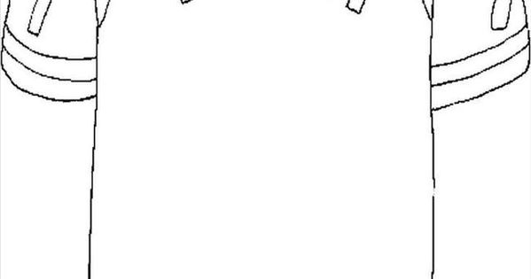 nfl football jersey coloring pages:   bulletin boards ...