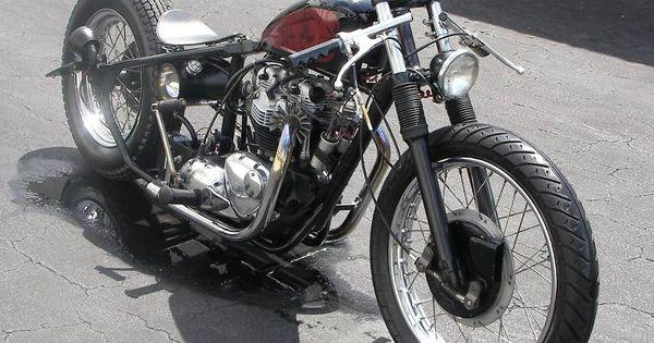 Honda Atv Tires Black Bastard | Bobber | Pinterest | Bobbers