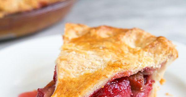 ... | Strawberry Rhubarb Recipes, Rhubarb Recipes and Strawberries