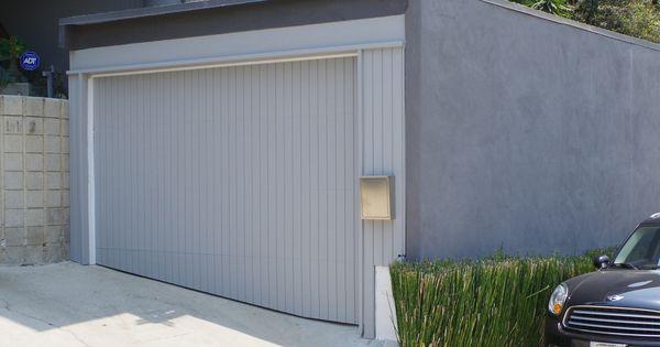 Garage Door Services In California Tungsten Royce Modern Garage Doors Modern Garage Contemporary Garage Doors