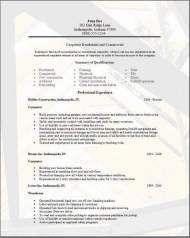 Carpenter Resume Examples Samples Free Edit With Word Resume Examples Cover Letter For Resume Resume