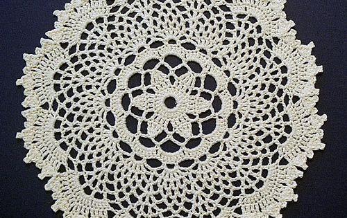 Ravelry Passion Flower Pattern By Denise Augostine
