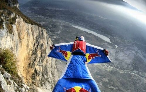 Xtreamerhd Extreme Sports Base Jumping Winter Sports