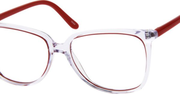 Nerd Glasses Zenni Optical : Translucent Acetate Full-rim Frame #1856 Zenni Optical ...