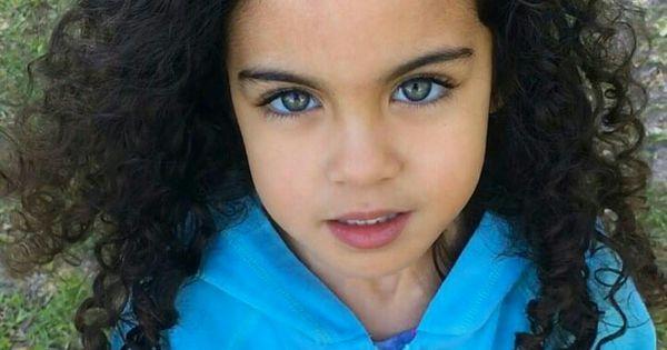 Alanna 4 Years Puerto Rican Filipino Italian Amp African