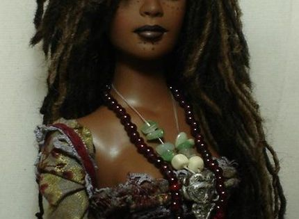Black dolls | Locked Barbies! | Black Girl with Long Hair