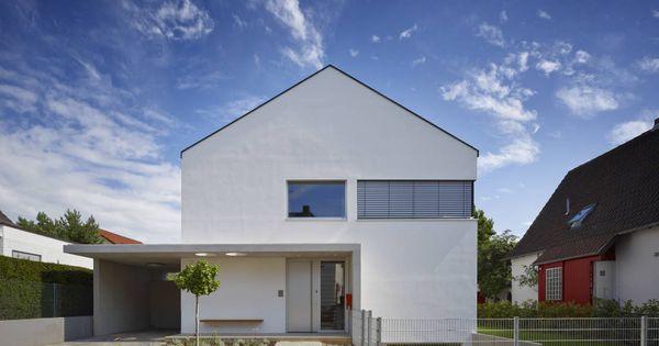 wohnhaus h mainz von marcus hofbauer architekt. Black Bedroom Furniture Sets. Home Design Ideas
