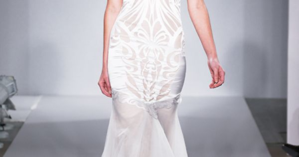 Trumpet Wedding Dresses Kleinfeld : For kleinfeld fall lace trumpet wedding dresses and