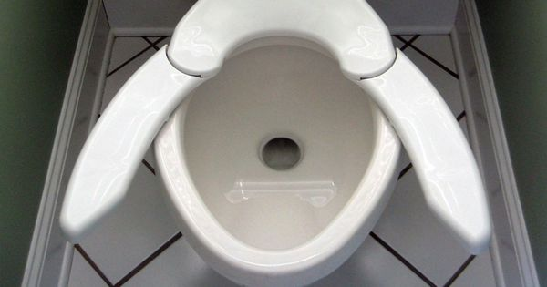 One Size Fits All Toilet Seat Toilet